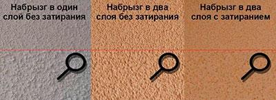 Компрессор для шпаклевки стен
