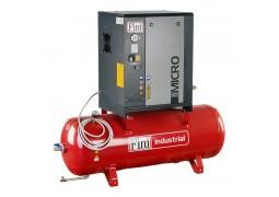 Винтовой компрессор на ресивере с FINI MICRO SE 4.0-08-200