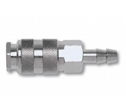 Переходник GAV 112С/1, быстросъем (мама) на елочку 6 мм