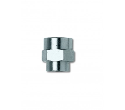 Переходник GAV 1226/2, F1/8*F1/2, цилиндрическая муфта