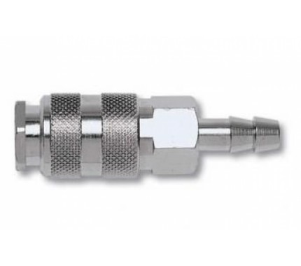 Переходник GAV 112С/3, быстросъем (мама) на елочку 10 мм