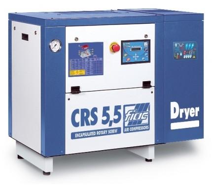 Винтовой компрессор FIAC CRS D 5,5 10 бар