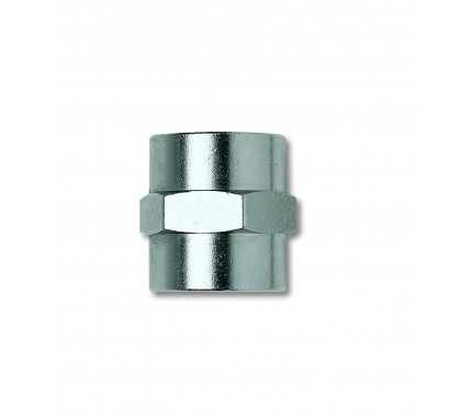 Переходник GAV 1225/4, F3/8*F3/8, цилиндрическая муфта