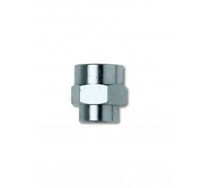 Переходник GAV 1226/4, F1/8*F1/2, цилиндрическая муфта