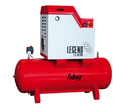 Винтовой компрессор FUBAG LEGEND 11/08-270 E ST