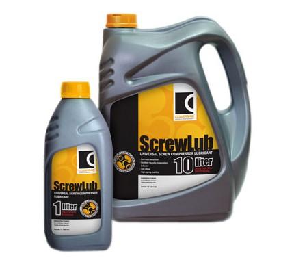 Масло для винтовых компрессоров Comprag ScrewLub, 10 литров