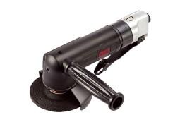 Пневматическая угловая шлифовальная машина (УШМ) 125 мм, 11000 об/мин, с рычажным выключателем MIGHTY SEVEN QB-135