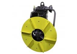 Поршневой блок для компрессора К-33