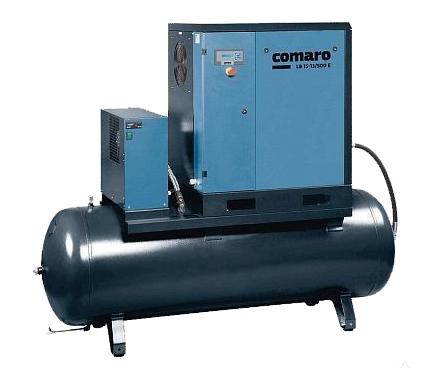 Винтовой компрессор COMARO LB 7,5-08/270 E