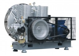 Компрессор высокого давления Евразкомпрессор ЭКП 132/150