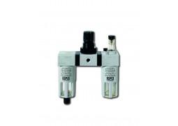Фильтр-регулятор-лубрикатор G-FRL-200 GAV (1/2)