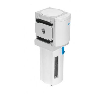 Фильтр тонкой очистки Festo MS6-LFM-1/2-BRM (G1/2, 1мкм, ручной слив)
