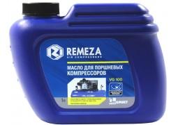 Масло для поршневых компрессоров Remeza VG 100, 1 литр