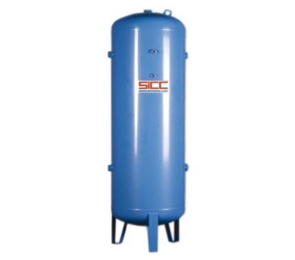 Ресивер вертикальный SiCC 500/11P