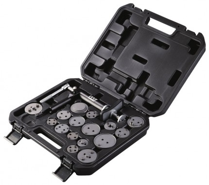 Набор для установки поршней тормозных цилиндров Mighty Seven (M7) SQ-0217 (17 предметов)
