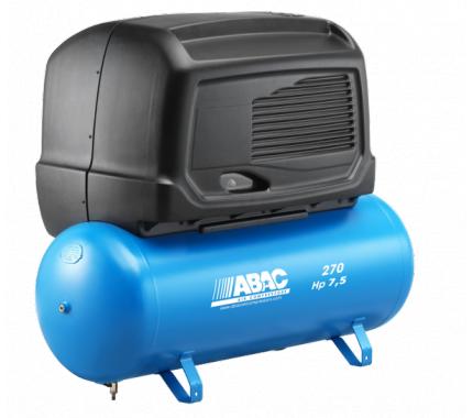 Компрессор ABAC S B6000/270 FT7,5 малошумный