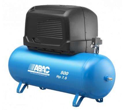 Компрессор ABAC S B6000/500 FT7,5 малошумный