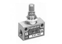 Пневмодроссель с обратным клапаном Pneumax 6.01.18N