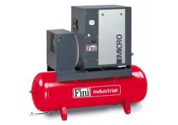 Винтовой компрессор на ресивере с осушителем FINI MICRO SE 3.0-08-200 ES (IE3)