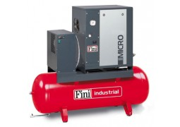 Винтовой компрессор на ресивере с осушителем FINI MICRO SE 2.2-10-200 ES (IE3)