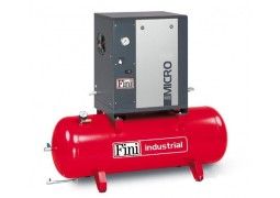 Винтовой компрессор на ресивере FINI MICRO 4.0-08-200 (IE3)