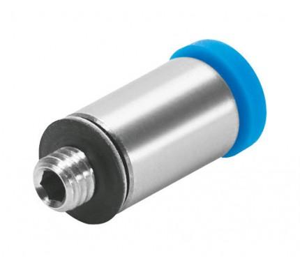 Фитинг цанговый Festo QSM-M5-6-I-R (упаковка 10 шт)