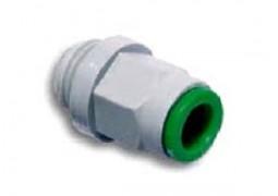 Фитинг цанговый прямой Pneumax T010418  (технополимер)