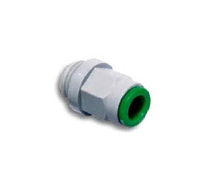 Фитинг цанговый прямой Pneumax T010818  (технополимер)