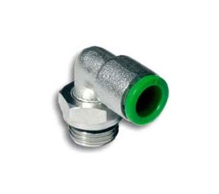 Фитинг цанговый угловой поворотный Pneumax 220418