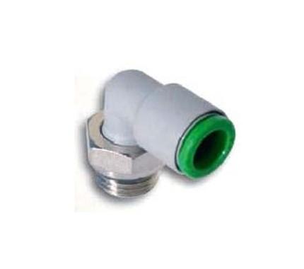 Фитинг цанговый угловой поворотный Pneumax T221014