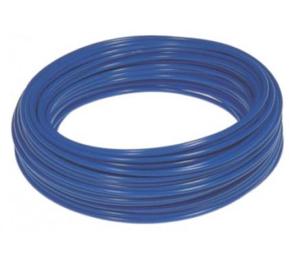 Трубка полиуретановая Pneumax TPU 6x4 LIGHT BLUE (бухта 100м)