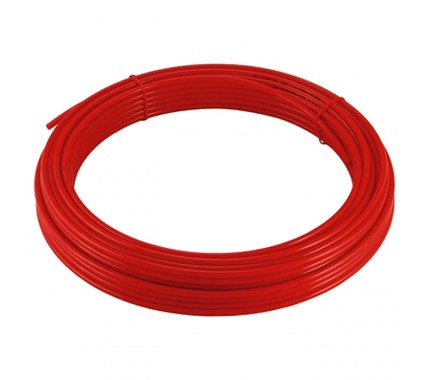 Трубка полиуретановая Pneumax TPU 8x6 RED (бухта 100м)